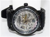 Sturhrling Winchester Automatic Skeleton Black & Gold Watch CAL-ST90089